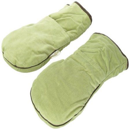 DreamTime Healing Touch Hand Cozys - Sage Velvet