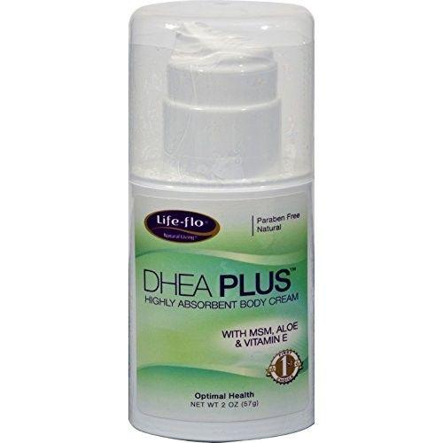 Life-Flo DHEA Plus Body Cream - 2 oz