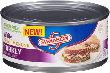 Swanson® White Premium Chunk Turkey