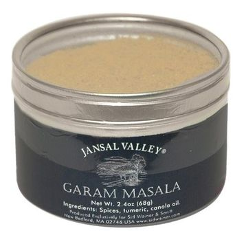 Jansal Valley Garam Masala, 2.4 Ounce