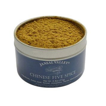 Jansal Valley Chinese Five Spice, 2.5 Ounce