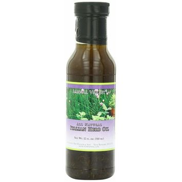 Jansal Valley Italian Herb Oil, 12 Fl Oz