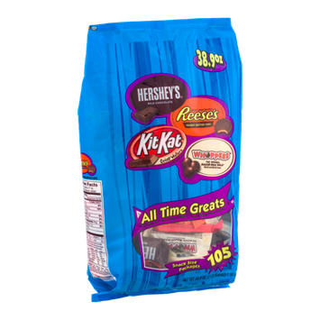 Hershey's All Time Great Snack Size Assortment