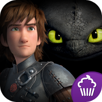 Cupcake Digital How To Train Your Dragon 2 (Official Storybook App)