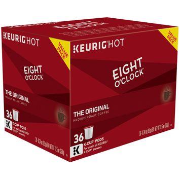 Eight O'Clock® The Original Medium Roast Coffee K-Cup Pods 36 ct Box
