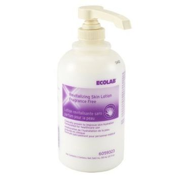 Professional Healthcare Ecolab Revitalize Hand Lotion, (Set of 2) Protects From Chapped & Dry Skin