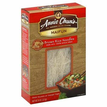 Annie Chuns Brown Rice Noodle, Maifun 8.0 OZ(Pack of 6)
