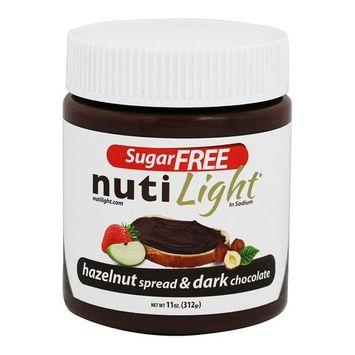 Sugar Free Hazelnut Spread & Dark Chocolate - 11 oz.