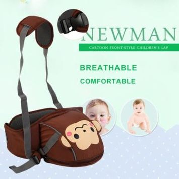Comfortable Baby Waist Stool Multifunctional Front Facing Baby Carrier Sling