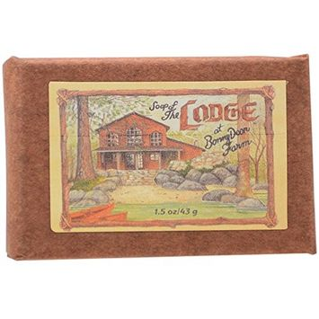 Bonny Doon Farm Soap of the Lodge - 1.5 oz