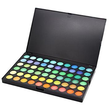 10 Colors Warm Matte Eyeshadow Palette Concealer Foundation Cosmetic Makeup Kit