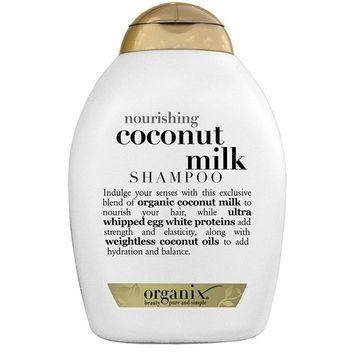 Organix Nourishing Shampoo, Coconut Milk, 13 Ounce (Pack of 2)