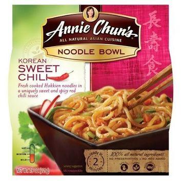 Annie Chun's Korean Sweet Chili Noodle Bowl 7.9 Oz