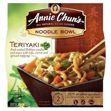 Annie Chun's Teriyaki Noodle Bowl 7.8 Oz(Pack of 2)