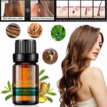 Hair Growth Serum - Hatop Hair Growth Essence Advanced Thinning Hair & Hair Loss Supplement Natural