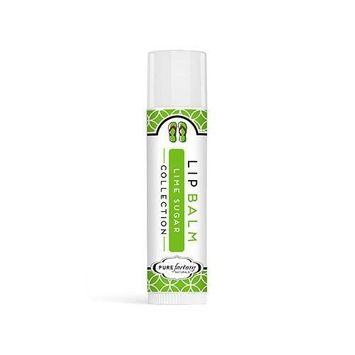 PureFactory Naturals Flip Flop Lip Balm 0.15 Oz. - Lime Sugar