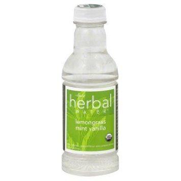 Ayala Lemongrass Mint Vanilla Herbal Water 16 Oz (Pack of 12) - Pack Of 12