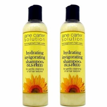 Jane Carter Hydtating Invigorating Shampoo 8.0 oz(pack of 2)