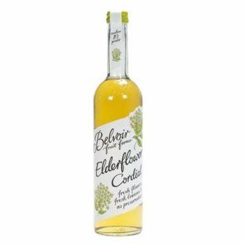 Belvoir Elderflower Cordial. Case of 6x500ml- Fast