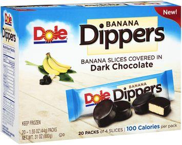 Dole Dark Chocolate Banana Dippers