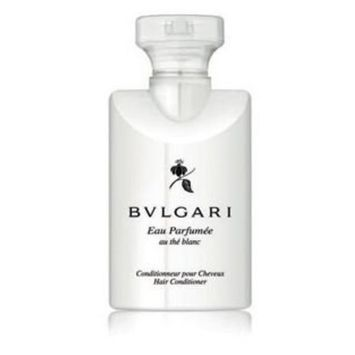 Bvlgari White Tea au the blanc Conditioner Lot of 6 ea 2.5oz Bottles.