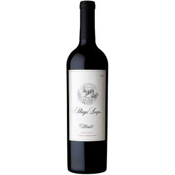 Stags Leap® Merlot Wine 750mL Glass Bottle