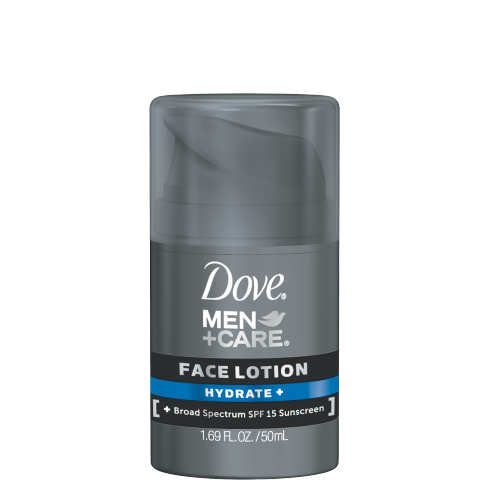 Dove Men+Care Hydrate+ Face Lotion