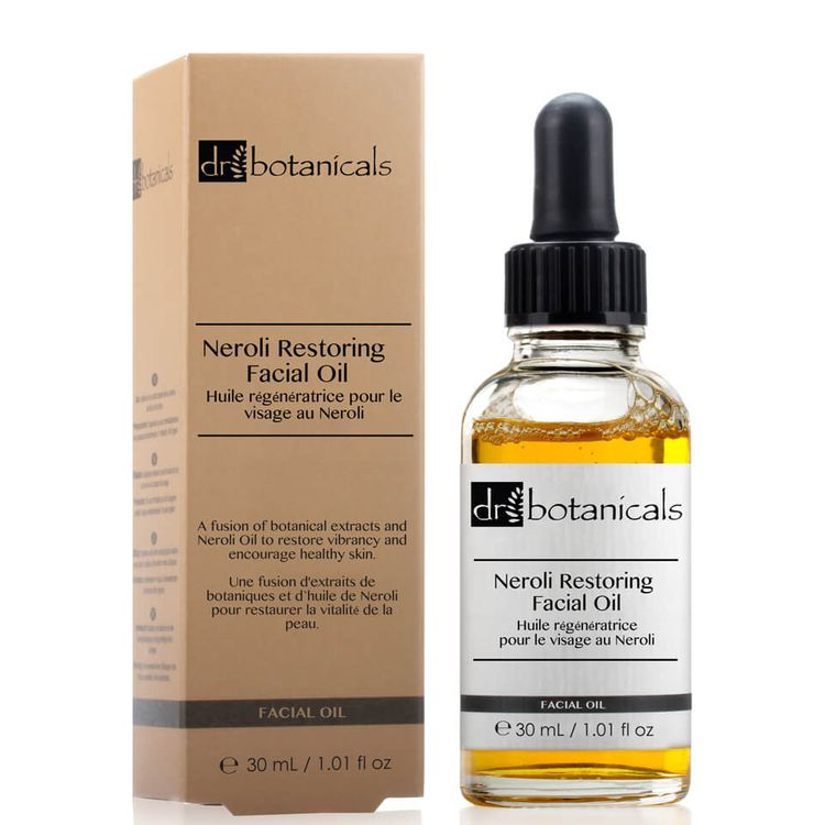 Dr Botanicals Neroli Restoring Facial Oil 30ml