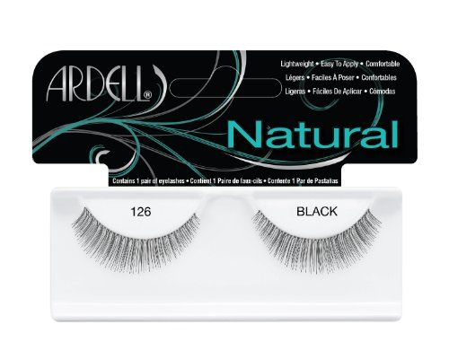 Ardell Fashion Lashes Pair - 126 (Pack of 4)