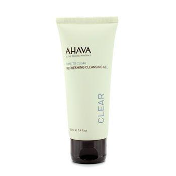 Ahava Refreshing Cleansing Gel-NO COLOUR-100 ml