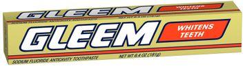 Gleem Anti-Cavity Toothpaste