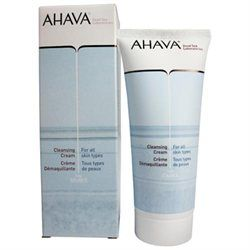 Ahava Cleansing Cream, 3.4 fl oz (100 ml) No