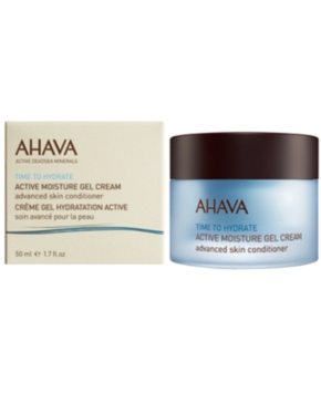 AHAVA Active Moisture Gel Cream, 1.7 oz