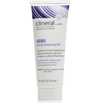 Clineral by AHAVA & Teva SEBO Facial Cleansing Gel