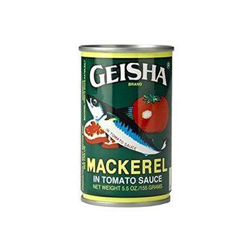 Mackerel in Tomato Sauce