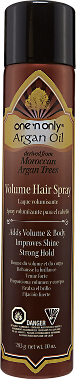 One 'n Only Argan Oil Volume Hairspray