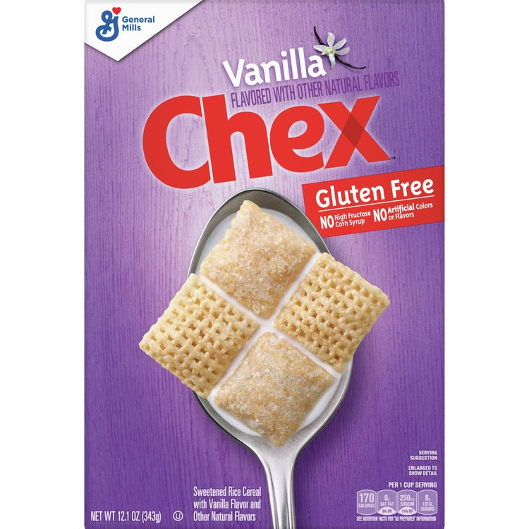 Vanilla Chex Cereal, Gluten Free, 12.1 oz