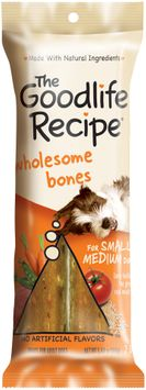 The Goodlife Recipe Wholesome Bones For Small & Medium Dogs Dog Care & Treats