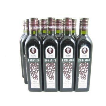 Romanico Balsamic Vinegar (Spain) (Case of 12 - 16.9 Ounce Bottles)