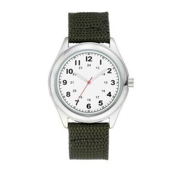 Men's Nylon Strap Watch - Goodfellow & Co™