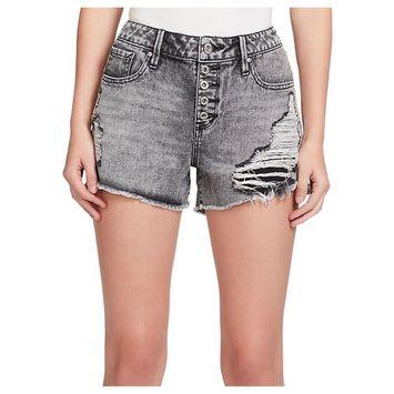 Ranger Distressed Denim Shorts