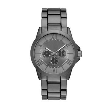 Men's Roman Braclet Watch - Goodfellow & Co™ Gunmetal