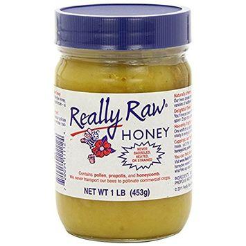 Really Raw Honey, Honey, 2Pack (1 lb (453 g) Each) Fdllws