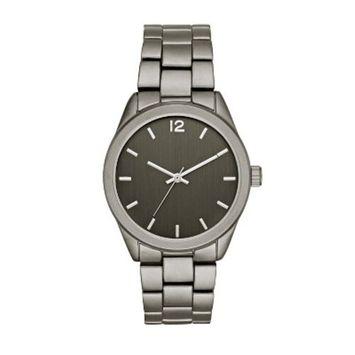 Men's Matte Bracelet Watch - Goodfellow & Co™ Gunmetal
