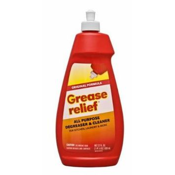 Grease Relief All Purpose Kitchen Degreaser & Cleaner 22 Oz (3 Pack)