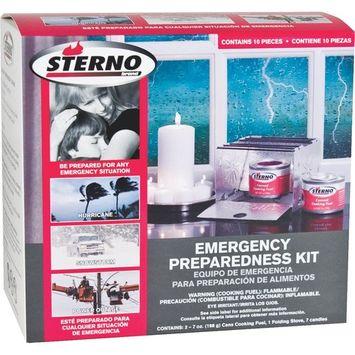 Sterno Emergency Prep Kit 70314