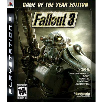 Bethesda Fallout 3 (Game of the Year Edition) (PlayStation 3)