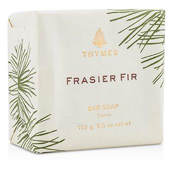 The Thymes Thymes Frasier Fir Bar Soap - Oz. Natural Body Hand