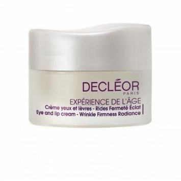Decleor Experience De L'age Eye & Lip Cream - 0.5 Oz / 15 Ml