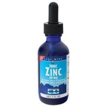 Trace Minerals Research Trace Minerals Liquid Ionic Zinc 2 oz.
